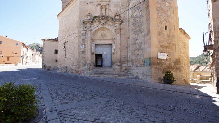 Exterior San Pedro