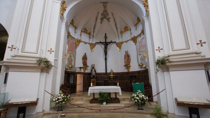 Interior San Pedro